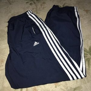 Vintage Adidas windbreaker pants